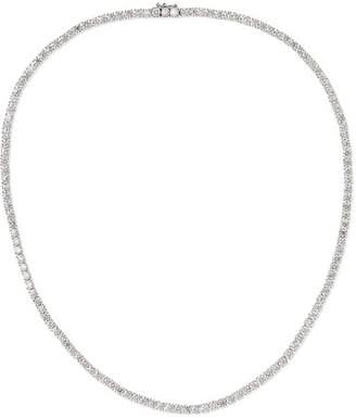 Anita Ko Hepburn 18-karat White Gold Diamond Necklace