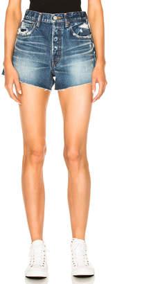Moussy Vintage Woodside Denim Shorts