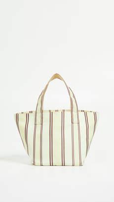 Trademark Stripe Small Grocery Tote