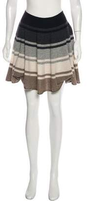 Autumn Cashmere Cashmere Mini Skirt