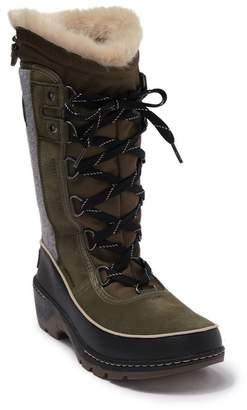 Sorel Tivoli III High Faux Fur Lined Waterproof Boot