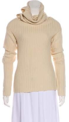 Joseph Wool-Blend Turtleneck Sweater