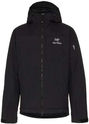 Arc'teryx Black kappa hd padded jacket