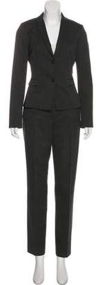 Tahari Structured Pant Suit