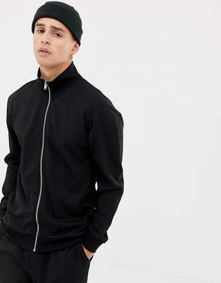 Selected tracksuit jacket