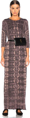 Raquel Allegra Half Sleeve Caftan Dress
