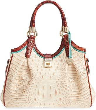 Brahmin Elisa Leather Shoulder Bag