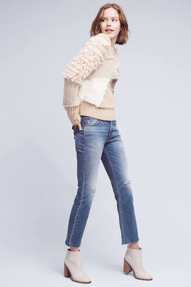 Levi's High-Rise Kick Flare Jeans $148 thestylecure.com