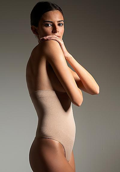 Body Wrap High-waist Control Thong Shapewear