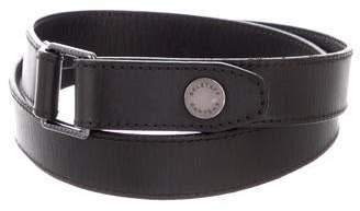 Belstaff Leather Belt Strap