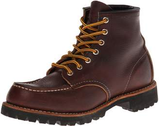 Red Wing Shoes Roughneck Lace Up Boot
