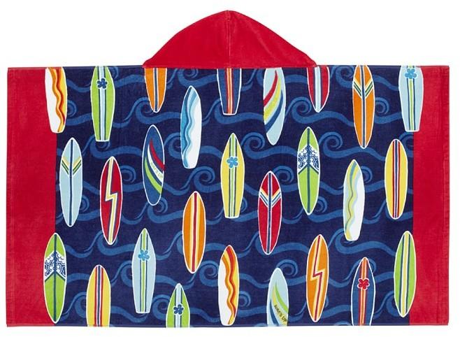 Pottery Barn Kids Surfboard Beach Wrap