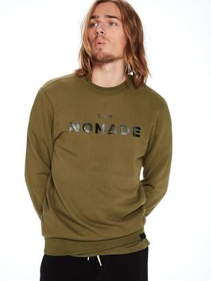 Scotch & Soda Basic Sweatshirt Club Nomade