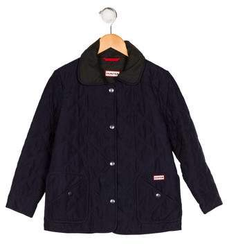 Hunter Boys' Quilted Jacket