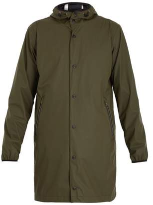 Herno Lightweight Hooded Jacket - Mens - Khaki