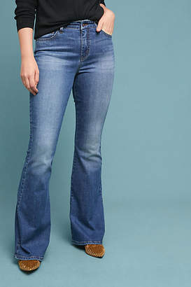 Ella Moss The High-Rise Flare Jeans