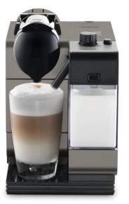 Nespresso De'Longhi Lattissima Plus Capsule Espresso/Cappuccino Machine