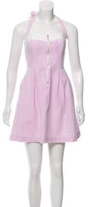 Lilly Pulitzer Mini Halter Dress