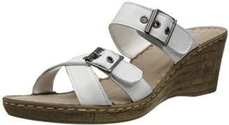 Bella Vita Made in Italy Women's Modena Wedge Sandal