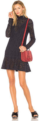 See by Chloe Lace Mini Dress