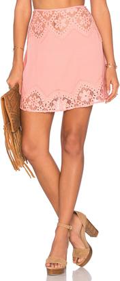 For Love & Lemons x REVOLVE Skirt