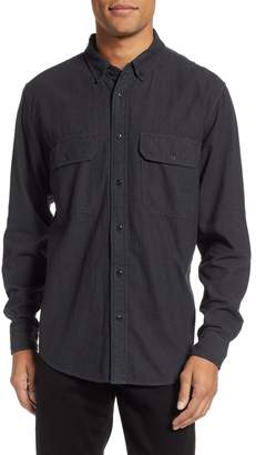 Hudson Jeans Long Sleeve Military Shirt