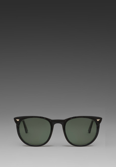Spitfire Whips Cross in Black/Dark Green