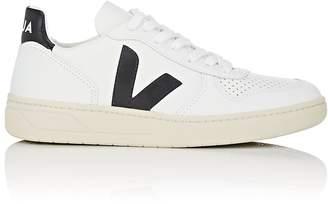 Veja Women's V-10 Leather Sneakers