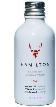 Hamilton Sandalwood Beard Oil