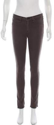 Rag & Bone Legging Mid-Rise Skinny Jeans