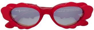 RetroSuperFuture X ANDY WARHOL cat eye sunglasses