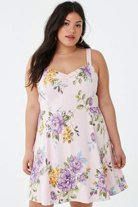 4276197dd07 Forever 21 Pink Plus Size Dresses - ShopStyle Canada