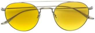 Barton Perreira Yellow lens aviators