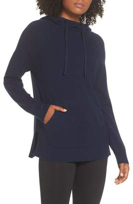 Zella Cashmere and Wool Hoodie