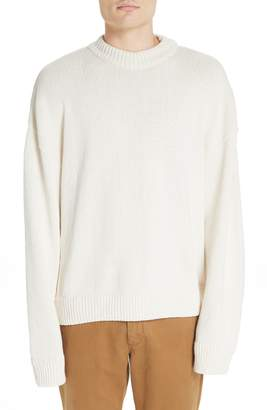 Our Legacy Somar Oversized Crewneck Sweater
