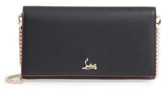 Christian Louboutin Boudoir Calfskin Leather Wallet