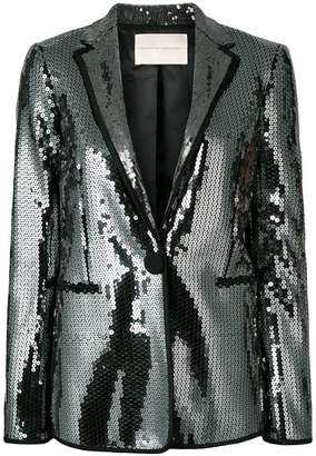 Marco De Vincenzo sequinned blazer