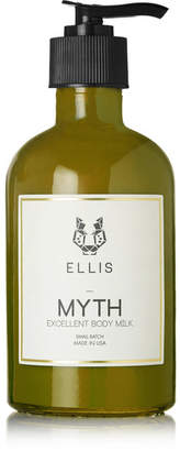 Ellis Brooklyn Myth Excellent Body Milk, 236ml - Colorless