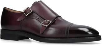 Bally Leather Scardino Monk Strap Shoe