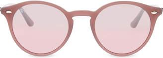 Ray-Ban RB2180 round phantos sunglasses