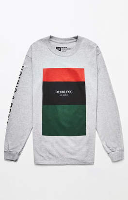 Young & Reckless Classic Block Long Sleeve T-Shirt