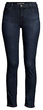 J Brand Women's Maria High-Rise Sustainable Skinny Jeans