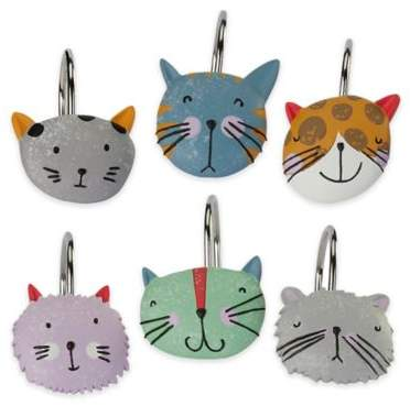 Kitty Hooks (Set of 12)