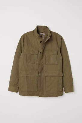 H&M Cargo jacket - Green