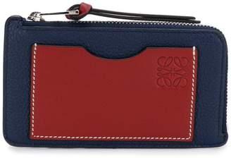 Loewe top zip wallet