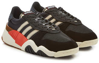 adidas by Alexander Wang Turnout Sneakers with Suede