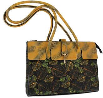 Spring Step L'Artiste by Woodland Leather Shoulder Bag - Women's