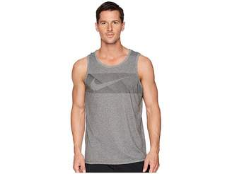 Nike Dry Tank Top Dri-FITtm Cotton Swoosh