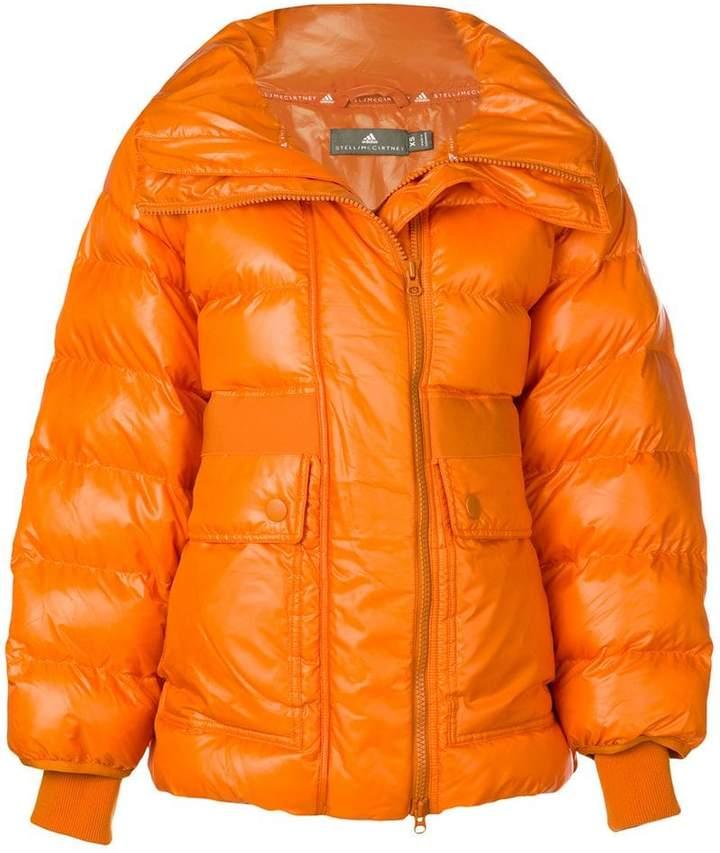 Adidas By Stella Mccartney oversized padded jacket