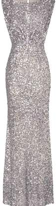 UUYUK-Women 1920s Long Maxi Sequin Gowns Bridesmaid Formal Evening Dress US M